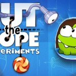 Cut the Rope: Experiments zdarma ke stažení z GetJar