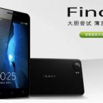 Oppo Finder – nejtenčí smartphone na světě je opět z Číny