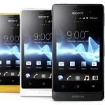 Sony Xperia Go – pohledný a odolný nástupce Xperie Active