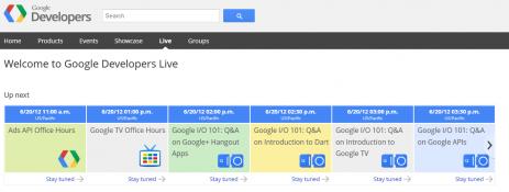 GoogleDevelopers