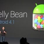 Google oficiálně představil Android 4.1 Jelly Bean