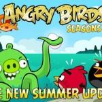 Angry Birds Seasons dostávají letní aktualizaci Piglantis