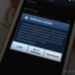 Samsung Galaxy S III dostává první aktualizaci softwaru