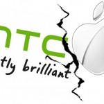Apple podal další stížnost na HTC. Žádá o zákaz dovozu jeho smartphonů do USA