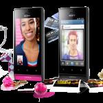 Sony Xperia Miro – představena na Facebooku, určena pro mladé