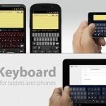 Thumb Keyboard aktualizována na verzi 4.5