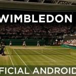 Wimbledon 2012 – stáhněte si oficiální aplikaci pro Android