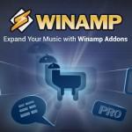 Winamp 1.3 pro Android: podpora rozšíření, přesun na SD kartu a další novinky