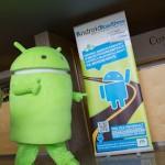 Osobní dojmy z Android RoadShow 2012 Brno