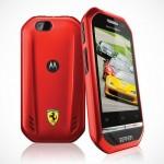 Motorola i867 Ferrari – rudý prcek se zajímavým příslušenstvím