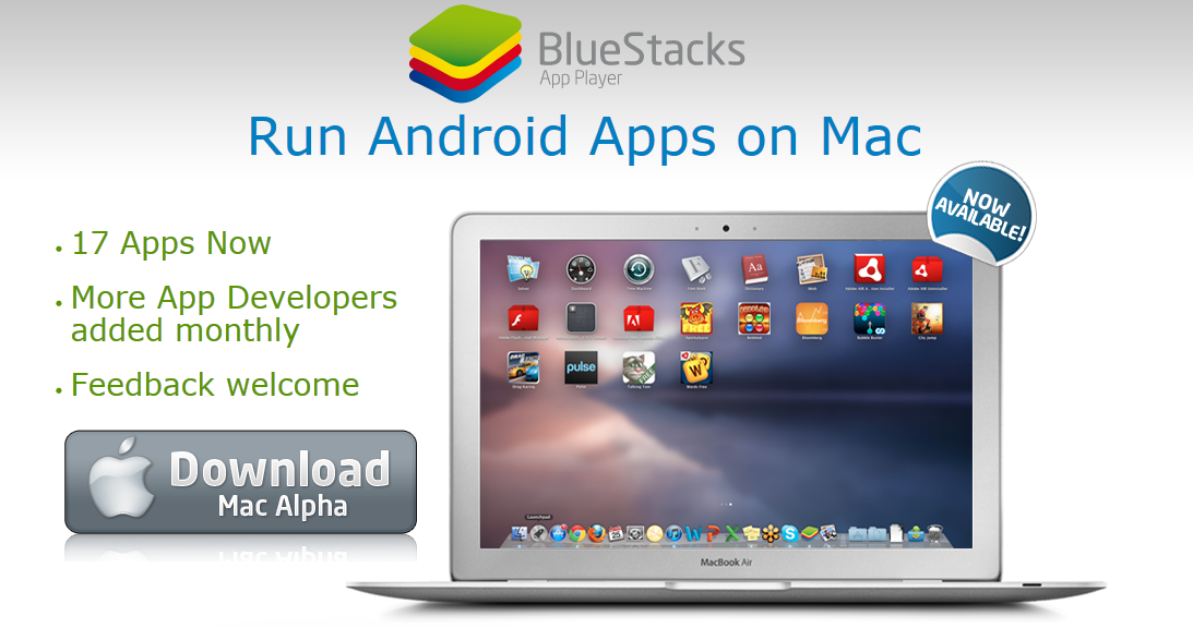 Bluestacks download apple