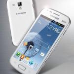 Samsung Galaxy S Duos – dvouSIMové slabší Sko