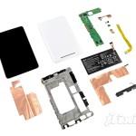 Nexus 7 rozebrán do posledního šroubku: fotografie a popis základové desky
