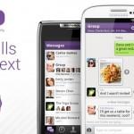 Viber 2.2 přináší skupinový chat a několik dalších vylepšení