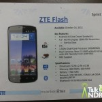 ZTE Flash: první informace o špičkovém smartphonu pro USA