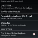 XDA: Gaming Boost pro HTC One X – vymáčkněte z telefonu maximum