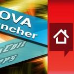 Nejnovější beta verze Nova Launcheru je založena na Jelly Bean launcheru