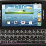 Samsung Galaxy S Blaze Q – výkonný QWERTY smartphone pro USA