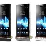 Sony Xperia SL na dalších obrázcích