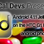 První androidí telefon HTC G1 'Dream' dostává neoficiální Jelly Bean