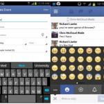 Facebook 1.9.8 – emoikony ve zprávách, lepší sdílení fotek a snažší vytváření akcí