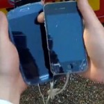 Samsung Galaxy S III a iPhone 4S v netradičním testu odolnosti