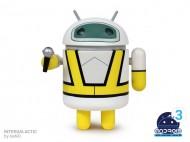Android série 03 - Intergalactic