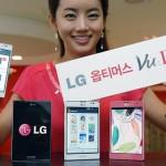 LG Optimus Vu II oficiálně představen