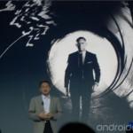 Agent 007 bude v nejnovější bondovce Skyfall používat novou Xperii T