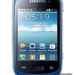 Samsung Galaxy Music: miniaturní hudební telefony s Androidem [první informace]