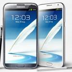 Galaxy Note II se začne prodávat příští týden