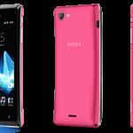 Sony Xperia J se v Evropě začne prodávat během října