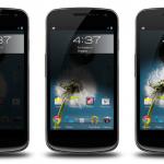 Odemykací obrazovka ve stylu BlackBerry pro smartphony s Androidem