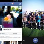 Facebook aplikace aktualizována, přináší vylepšení pro fotografie