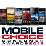 Samsung Galaxy S III vyhrál v anketě Mobile Choice Consumer Awards 2012