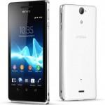Sony Xperia AX – staronový smartphone pro japonský trh