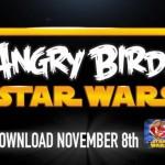 Angry Birds: Star Wars budou vydány 8. listopadu