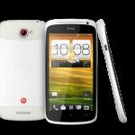 HTC One S Snow White – 64GB vnitřní paměť a bílý kryt