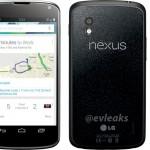 LG Nexus 4: uniklé oficiální rendery
