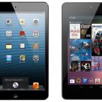 Soboj iPad Mini vs. Nexus 7 v odolnosti a rychlosti