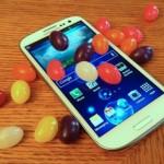 Samsung podruhé započal update SGS III na Jelly Bean
