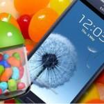 Samsung Galaxy S III od českého Vodafonu začíná dostávat Android 4.1 Jelly Bean