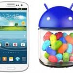 Samsung Galaxy S III od českého O2 dostal aktualizaci na Android 4.1 Jelly Bean