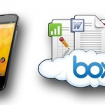 50 GB zdarma v cloudovém úložišti Box pro majitele Nexusu 4
