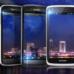 Sharp začne své smartphony s Androidem prodávat v Evropě