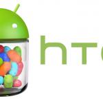 Uniklý seznam smartphonů od HTC, které dostanou aktualizaci na Jelly Bean