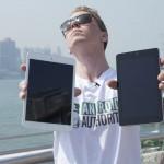 Droptest: Nexus 7 vs. iPad Mini