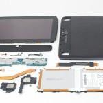 Nexus 10 rozebrán do posledního šroubku [foto]
