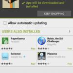Google Play Store 3.10.9 přináší novou instalační obrazovku a překlad popisů [doplněno]