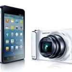 Samsung Galaxy Camera v akci